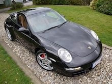Porsche 911 Carrera 4S 6 Speed Manual 997 (PCM Sat Nav+Apple Car Play+Rear PDC+Full Porsche Main Agent History) - Thumb 17