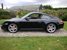 Porsche 911 Carrera 4S 6 Speed Manual 997 (PCM Sat Nav+Apple Car Play+Rear PDC+Full Porsche Main Agent History) - Thumb 35
