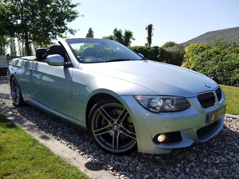 Bmw 3 Series 330D Sport Plus Edition Auto (BMW Pro Sat Nav+Electric, HEATED Front Sport Seats+PDC+FBMWSH)