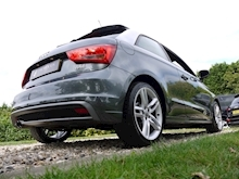 Audi A1 1.4 T FSi S Line 3dr 6 Speed Manual (Bluetooth+Air Con+Isofix+Freshly Serviced+NEW MOT) - Thumb 15