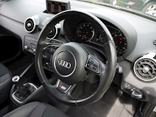 Audi A1 1.4 T FSi S Line 3dr 6 Speed Manual (Bluetooth+Air Con+Isofix+Freshly Serviced+NEW MOT) - Thumb 9