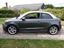 Audi A1 1.4 T FSi S Line 3dr 6 Speed Manual (Bluetooth+Air Con+Isofix+Freshly Serviced+NEW MOT) - Thumb 28