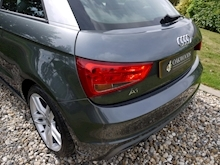 Audi A1 1.4 T FSi S Line 3dr 6 Speed Manual (Bluetooth+Air Con+Isofix+Freshly Serviced+NEW MOT) - Thumb 27