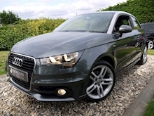 Audi A1 1.4 T FSi S Line 3dr 6 Speed Manual (Bluetooth+Air Con+Isofix+Freshly Serviced+NEW MOT) - Thumb 8