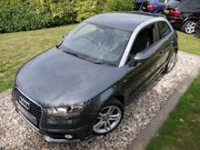 Audi A1 1.4 T FSi S Line 3dr 6 Speed Manual (Bluetooth+Air Con+Isofix+Freshly Serviced+NEW MOT) - Thumb 17