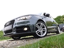 Audi A1 1.4 T FSi S Line 3dr 6 Speed Manual (Bluetooth+Air Con+Isofix+Freshly Serviced+NEW MOT) - Thumb 14
