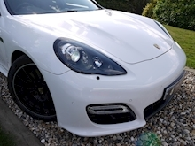 Porsche Panamera Turbo S PDK (1 Owner+Only 25,000 Miles+FPSH+SportsDesign Pack+Sunroof+Carbon Pack+132,000 New List) - Thumb 31