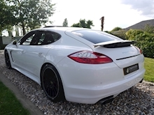 Porsche Panamera Turbo S PDK (1 Owner+Only 25,000 Miles+FPSH+SportsDesign Pack+Sunroof+Carbon Pack+132,000 New List) - Thumb 51