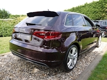 Audi A3 1.4 Tfsi S Line Sat Nav S Tronic (Sportback+Comfort Pack+PRIVACY+1 Lady Owner+Full Audi History) - Thumb 41