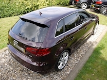 Audi A3 1.4 Tfsi S Line Sat Nav S Tronic (Sportback+Comfort Pack+PRIVACY+1 Lady Owner+Full Audi History) - Thumb 29