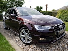 Audi A3 1.4 Tfsi S Line Sat Nav S Tronic (Sportback+Comfort Pack+PRIVACY+1 Lady Owner+Full Audi History) - Thumb 0