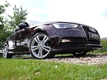 Audi A3 1.4 Tfsi S Line Sat Nav S Tronic (Sportback+Comfort Pack+PRIVACY+1 Lady Owner+Full Audi History) - Thumb 7