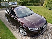 Audi A3 1.4 Tfsi S Line Sat Nav S Tronic (Sportback+Comfort Pack+PRIVACY+1 Lady Owner+Full Audi History) - Thumb 4