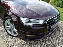 Audi A3 1.4 Tfsi S Line Sat Nav S Tronic (Sportback+Comfort Pack+PRIVACY+1 Lady Owner+Full Audi History) - Thumb 19