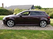 Audi A3 1.4 Tfsi S Line Sat Nav S Tronic (Sportback+Comfort Pack+PRIVACY+1 Lady Owner+Full Audi History) - Thumb 27