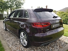 Audi A3 1.4 Tfsi S Line Sat Nav S Tronic (Sportback+Comfort Pack+PRIVACY+1 Lady Owner+Full Audi History) - Thumb 37