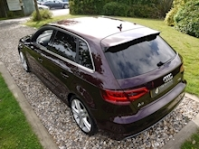 Audi A3 1.4 Tfsi S Line Sat Nav S Tronic (Sportback+Comfort Pack+PRIVACY+1 Lady Owner+Full Audi History) - Thumb 31