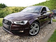 Audi A3 1.4 Tfsi S Line Sat Nav S Tronic (Sportback+Comfort Pack+PRIVACY+1 Lady Owner+Full Audi History) - Thumb 25