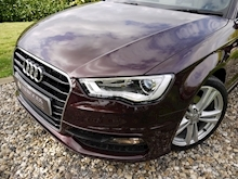 Audi A3 1.4 Tfsi S Line Sat Nav S Tronic (Sportback+Comfort Pack+PRIVACY+1 Lady Owner+Full Audi History) - Thumb 22
