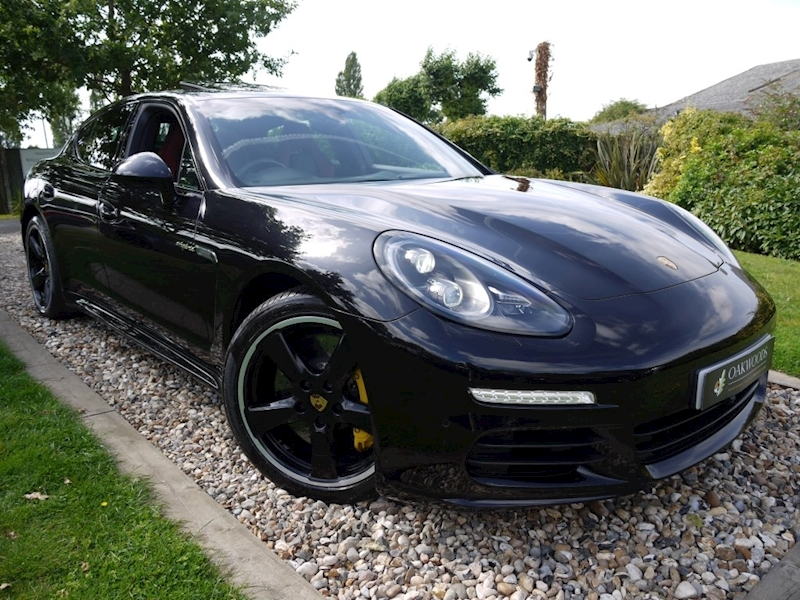 Porsche Panamera S E-Hybrid Tiptronic (MEGA Spec+40K Options+Carbon Brakes+Sunroof+Adaptive Seats+Much More!!)