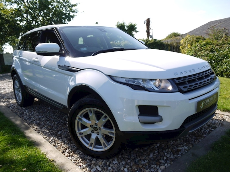 Land Rover Range Rover Evoque 2.2 TD4 Pure 6 Speed Manual (LEATHER+Cruise Control+PRIVACY+Meridan Surround Pack)