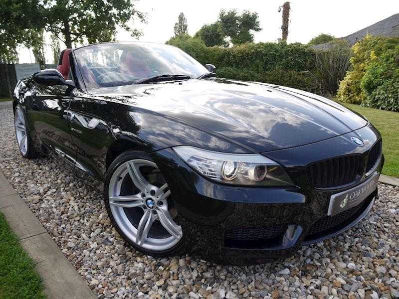 Bmw Z Series Z4 Sdrive23i M Sport Highline Edition (BMW Pro SAT NAV+BLUETOOTH+F&R PDC+HEATED Sports Seats)