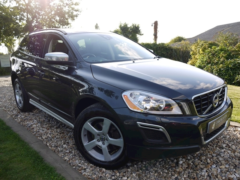 Volvo Xc60 D5 R-Design Awd (Sat Nav+Cruise+PRIVACY+Heated Seats+6 Volvo Services+Outstanding)
