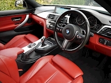 Bmw 4 Series 420D M Sport Gran Coupe (Pro Sat Nav+MEDIA+Coral Red Leather+1 Owner+VAT Qualifing+Outstanding) - Thumb 5