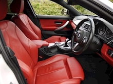 Bmw 4 Series 420D M Sport Gran Coupe (Pro Sat Nav+MEDIA+Coral Red Leather+1 Owner+VAT Qualifing+Outstanding) - Thumb 7