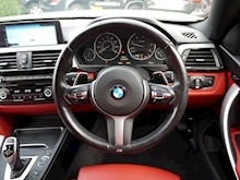 Bmw 4 Series 420D M Sport Gran Coupe (Pro Sat Nav+MEDIA+Coral Red Leather+1 Owner+VAT Qualifing+Outstanding) - Thumb 21