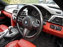 Bmw 4 Series 420D M Sport Gran Coupe (Pro Sat Nav+MEDIA+Coral Red Leather+1 Owner+VAT Qualifing+Outstanding) - Thumb 13