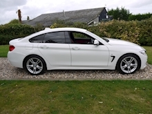 Bmw 4 Series 420D M Sport Gran Coupe (Pro Sat Nav+MEDIA+Coral Red Leather+1 Owner+VAT Qualifing+Outstanding) - Thumb 2