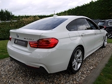 Bmw 4 Series 420D M Sport Gran Coupe (Pro Sat Nav+MEDIA+Coral Red Leather+1 Owner+VAT Qualifing+Outstanding) - Thumb 41
