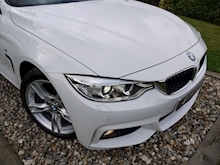 Bmw 4 Series 420D M Sport Gran Coupe (Pro Sat Nav+MEDIA+Coral Red Leather+1 Owner+VAT Qualifing+Outstanding) - Thumb 23