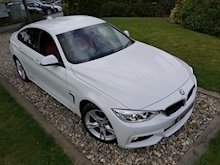 Bmw 4 Series 420D M Sport Gran Coupe (Pro Sat Nav+MEDIA+Coral Red Leather+1 Owner+VAT Qualifing+Outstanding) - Thumb 10