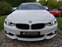 Bmw 4 Series 420D M Sport Gran Coupe (Pro Sat Nav+MEDIA+Coral Red Leather+1 Owner+VAT Qualifing+Outstanding) - Thumb 31