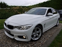 Bmw 4 Series 420D M Sport Gran Coupe (Pro Sat Nav+MEDIA+Coral Red Leather+1 Owner+VAT Qualifing+Outstanding) - Thumb 15