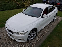 Bmw 4 Series 420D M Sport Gran Coupe (Pro Sat Nav+MEDIA+Coral Red Leather+1 Owner+VAT Qualifing+Outstanding) - Thumb 29