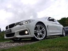 Bmw 4 Series 420D M Sport Gran Coupe (Pro Sat Nav+MEDIA+Coral Red Leather+1 Owner+VAT Qualifing+Outstanding) - Thumb 25