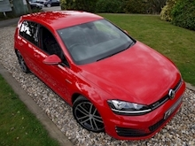 Volkswagen Golf GTD (Discover Sat Nav PRO+KEYLESS+Adaptive Cruise+POWER Mirrors+PRIVACY+Xenons+Winter Pk) - Thumb 10