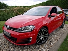 Volkswagen Golf GTD (Discover Sat Nav PRO+KEYLESS+Adaptive Cruise+POWER Mirrors+PRIVACY+Xenons+Winter Pk) - Thumb 14