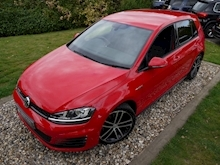 Volkswagen Golf GTD (Discover Sat Nav PRO+KEYLESS+Adaptive Cruise+POWER Mirrors+PRIVACY+Xenons+Winter Pk) - Thumb 29
