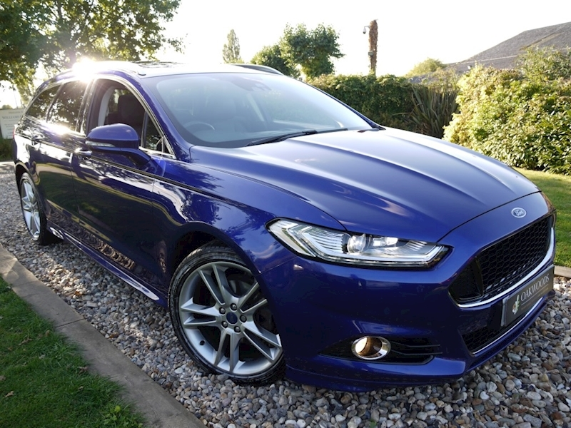 Ford Mondeo Titanium X Pack 2.0 TDCi Powershift New Model (PANORAMIC Roof+FULL Leather+SAT NAV+XENONS+Keyless)