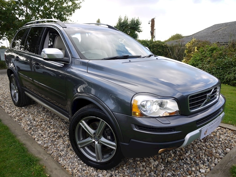 Volvo Xc90 D5 R-Design Se Premium Awd (Sat Nav+Privacy+Power Mirrors+10 Services+Last Lady owner 8 years!!)
