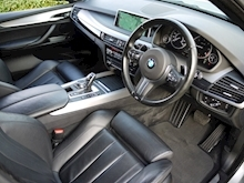 BMW X5 Xdrive25d M Sport 7 Seater (Rear CAMERA+3rd Row Seating+PRIVACY+POWER Mirrors) - Thumb 6