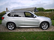 BMW X5 Xdrive25d M Sport 7 Seater (Rear CAMERA+3rd Row Seating+PRIVACY+POWER Mirrors) - Thumb 2