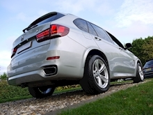 BMW X5 Xdrive25d M Sport 7 Seater (Rear CAMERA+3rd Row Seating+PRIVACY+POWER Mirrors) - Thumb 34