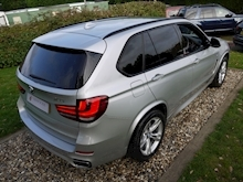 BMW X5 Xdrive25d M Sport 7 Seater (Rear CAMERA+3rd Row Seating+PRIVACY+POWER Mirrors) - Thumb 42