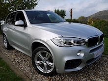 BMW X5 Xdrive25d M Sport 7 Seater (Rear CAMERA+3rd Row Seating+PRIVACY+POWER Mirrors) - Thumb 0
