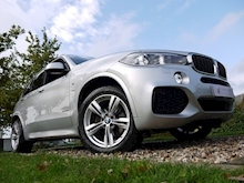 BMW X5 Xdrive25d M Sport 7 Seater (Rear CAMERA+3rd Row Seating+PRIVACY+POWER Mirrors) - Thumb 9